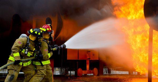 Pompier / Pompière